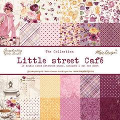 Little street café