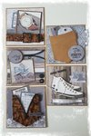 Joy! labelsheets cuttingsheet Vintage Jeans 6011/0419