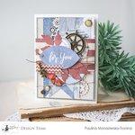 Piatek13 - Paper pad Off Shore II 15.3 x 15.3 cm