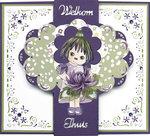 Dies - Precious Marieke - Blooming Summer - Pop-up Flower 2