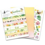 Piatek13 - Paper pad Sunshine 15,3 x 20,3 cm