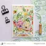 Piatek13 - Paper pad Sunshine 30,5 x 30,5 cm