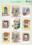Marianne Design Decoupage Summer Holiday VK9577 A4