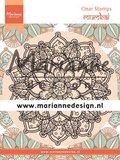 Marianne Design Clear Stamps Mandala Mumbai CS1034_