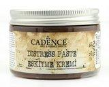 Cadence Distress pasta Maroon - Kastanjebruin 150 ml._