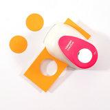 Vaessen Creative • Figuurpons cirkel 3,2cm_