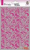 Pronty Mask Pattern barok 3 A5  by Jolanda_
