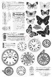 Tracing Paper 4, Mixed Media, 15,25x20,3cm, 190 gsm_