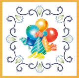 Stitch and Do 147 - Jeanine's Art - Happy Birthday_