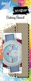Joy! Crafts Stansmal - Noor - Mixed Up - Tape 6002/1564 _