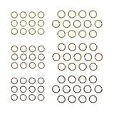 Advantus • Idea-ology jewelry findings jump rings 75pcs _