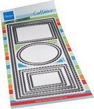 Marianne Design Craftable Slim line Frames CR1537 _