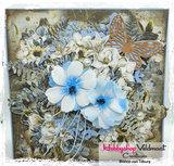 CraftEmotions Die - vlinder 2x _