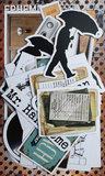 13Arts Ephemera Mr. Handsome, cut-out, 43 pcs_