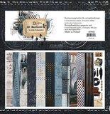 """13Arts Paper Collection Set 12""""*12"""" Mr. Handsome, 250 gsm_"""