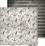 """Craft OClock Double-sided paper 12""""*12"""" Basic 02 - Gray Mood - 04_"""