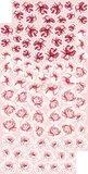 Craft OClock Basic Flowers Set 8, Pink_