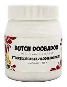 Dutch Doobadoo Dutch Structure Paste Smooth 250ml