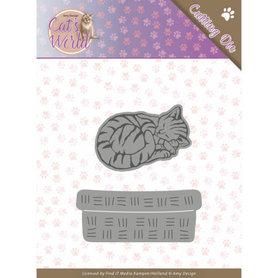 Dies - Amy Design - Cats - Sleeping Cats
