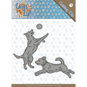 Dies - Amy Design - Dogs - Playing Dogs