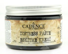 Cadence Distress pasta Black soot 150 ml