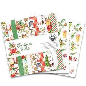 Piatek13 - Paper pad Christmas treats 12x12