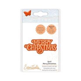 Tonic Studios Die Christmas Sentiments - Script m. Christmas 1771e