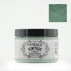 Cadence Vintage Legend gesso Mould - schimmel groen 150ml