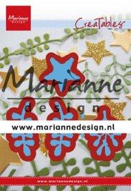 Marianne D Creatable Christmas green LR0634