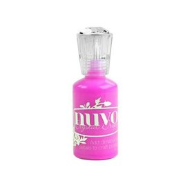 Nuvo Crystal drop - party pink