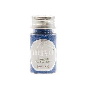 Nuvo Pure sheen glitter - bluebell 35ml