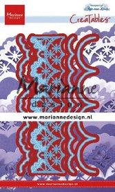 Marianne Design Creatable Anja's mix and match edge LR0637