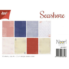 Joy! papierset Seashore 6011/0517