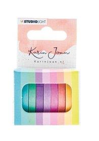 Studio Light Washi tape Karin Joan Blooming Coll. nr.01