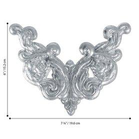 Sizzix 3-D Impresslits Embossing Folder - Fanciful Tim Holtz