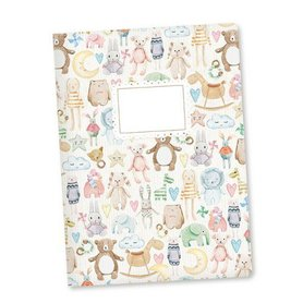 Piatek13 - Art journal Baby Joy A5