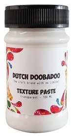 Dutch Doobadoo Dutch Texture Paste Transparant 100ml