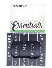 Studio Light Washi tape Essentials nr.11