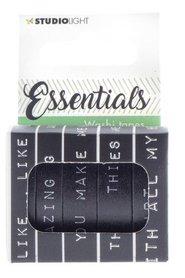 Studio Light Washi tape Essentials nr.10