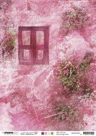 Studio Light Basis A4 Achtergrondpapier Jenine's Mindful Art 3.0 nr.08
