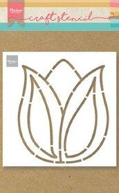 Marianne Design Craft Stencil Tulp PS8060