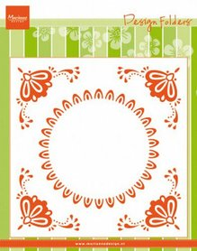 Marianne Design Embossing folder Hollandse tegel DF3457