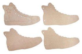 Joy! Crafts MDF boekje - Sneaker 6002/1454