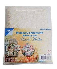 Joy! Crafts Mulberry boombastvezels voor Mixed Media 8010/0001