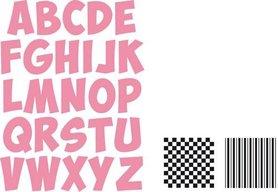 Marianne Design collectable alfabet COL1350