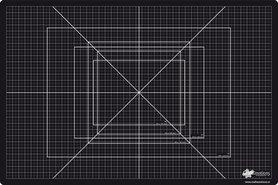CraftEmotions snijmat zware kwaliteit 30x45 cm