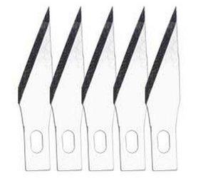 Tonic Studios 5 spare blades for kushgrip art knife