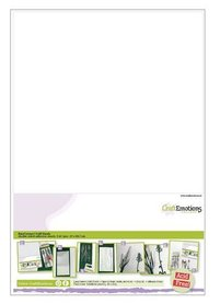 CraftEmotions easyconnect craft sheets A4 - 5 sheets