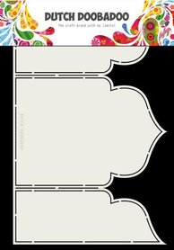 Dutch Doobadoo dutch fold card art arabesque A4