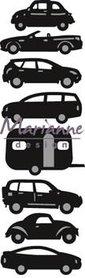 Marianne Design Craftable auto's CR1418